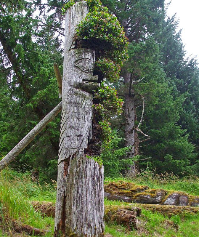 haida gwaii how to get to totem poles