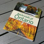cover of Backroads of Ontario by Ron Brown