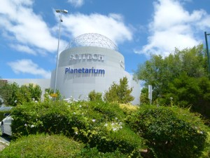 Hands Down the Planetarium was a Favourite.