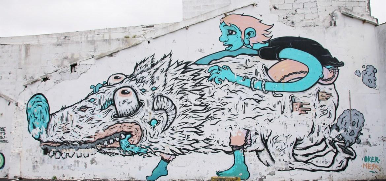 Extraordinary Street Art of the Azores