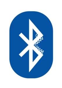 I'm not the Bluetooth logo - I'm a SHARK!