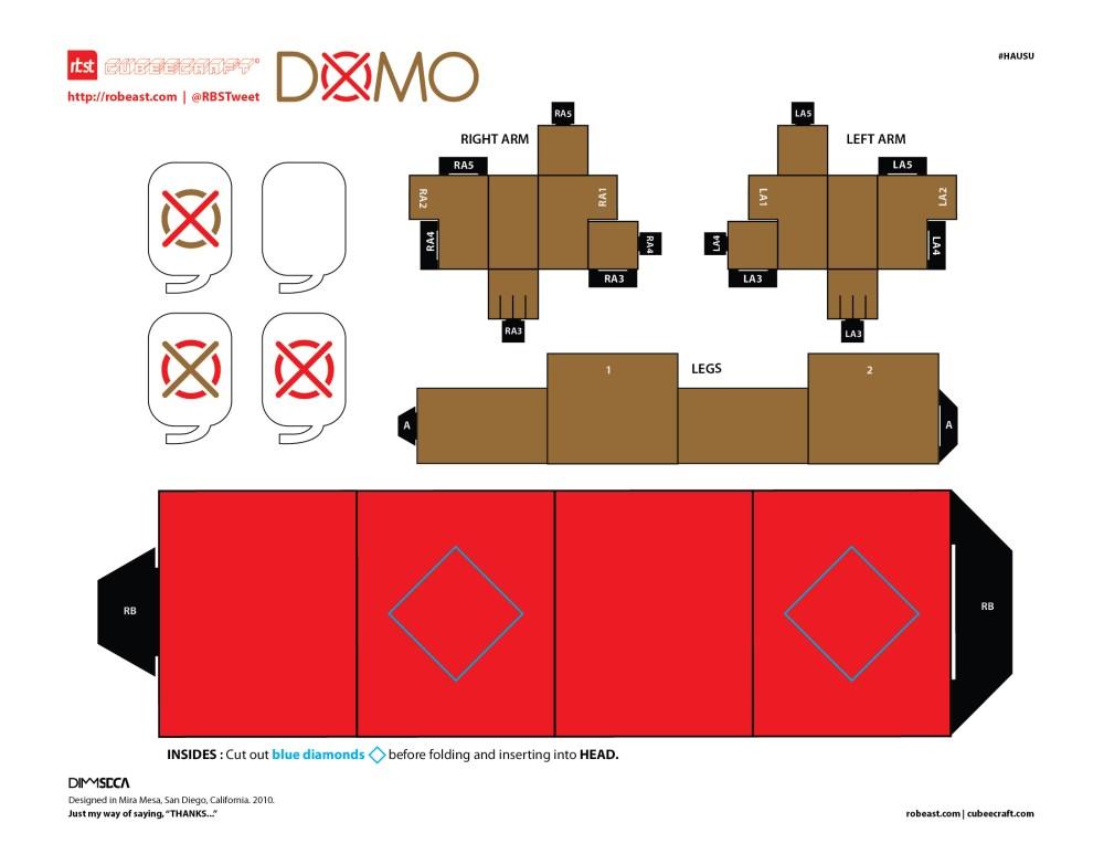 RBST x Hausu x Cubeecraft DOMO (2/3)