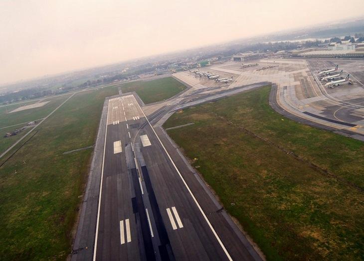 Milano - Landing