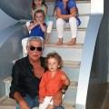 Roberto-Cavalli-with-Ester-Sara-Anna-and-Gabriele