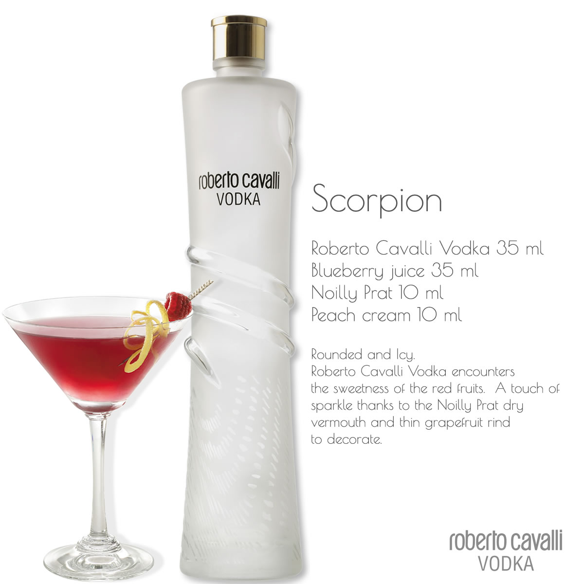 RCV Cocktail Scorpion
