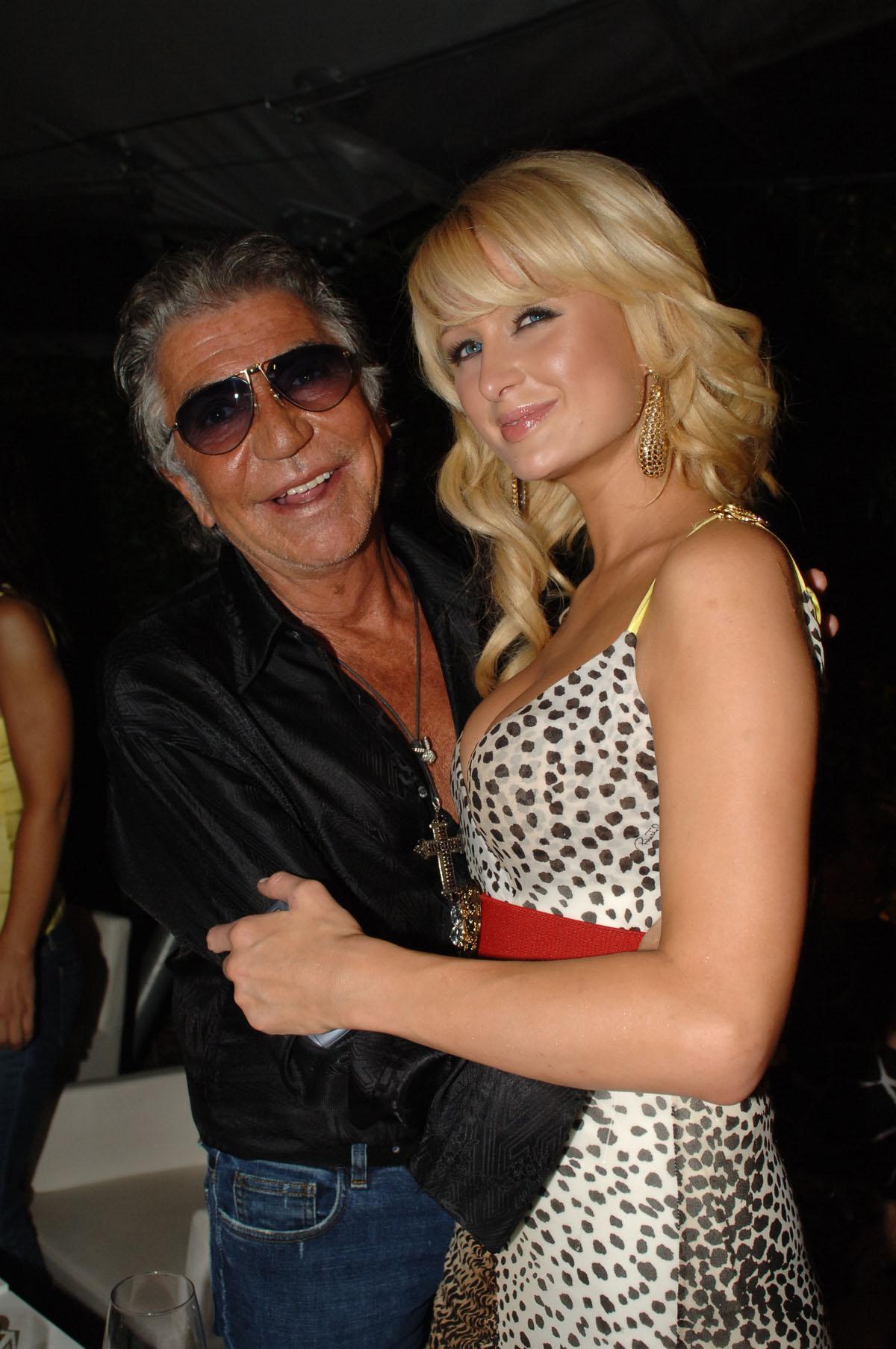 Paris Hilton+ Cavalli 2
