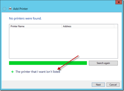Windows 10 Printer not responding