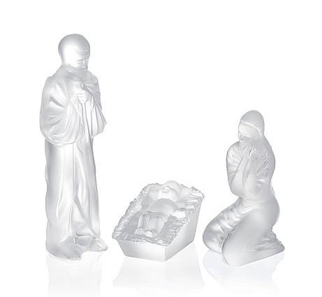 Lalique Nativity