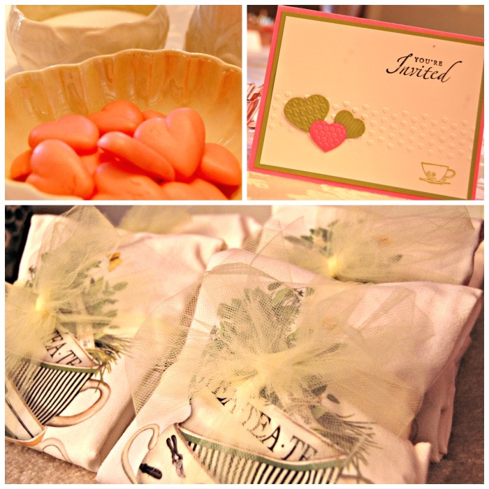 Valentine Tea Party Essentials