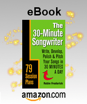 eBook: 30-Minute Songwriter at Amazon