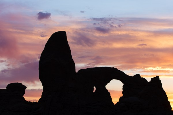 Turret Arch Sky