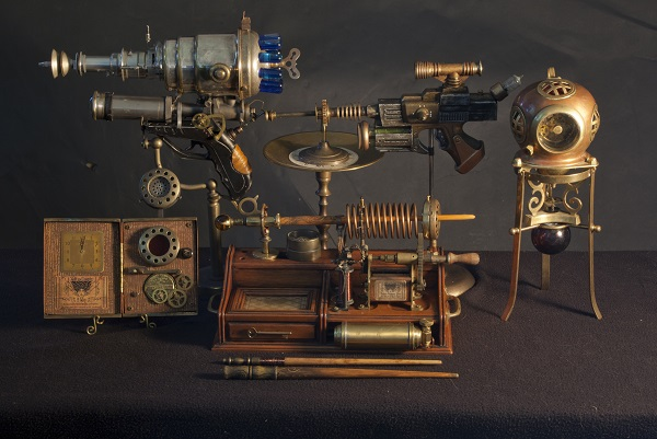 Steampunk-my-creations