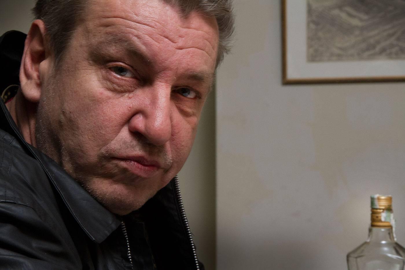 Robbert Frank Hagens – Portret van Rob Scholte