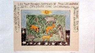 Frédéric Bruly Bouabré - The Hope & Optimism Portfolio (Ivory Coast)
