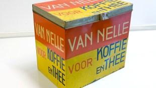 Jacques Jongert - Van Nelle voor koffie en thee