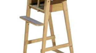 Piet Hein Eek - Kinderstoeltje in sloophout