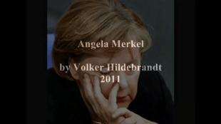 Volker Hildebrandt - Angela Merkel