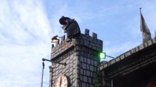 Heks rond toren