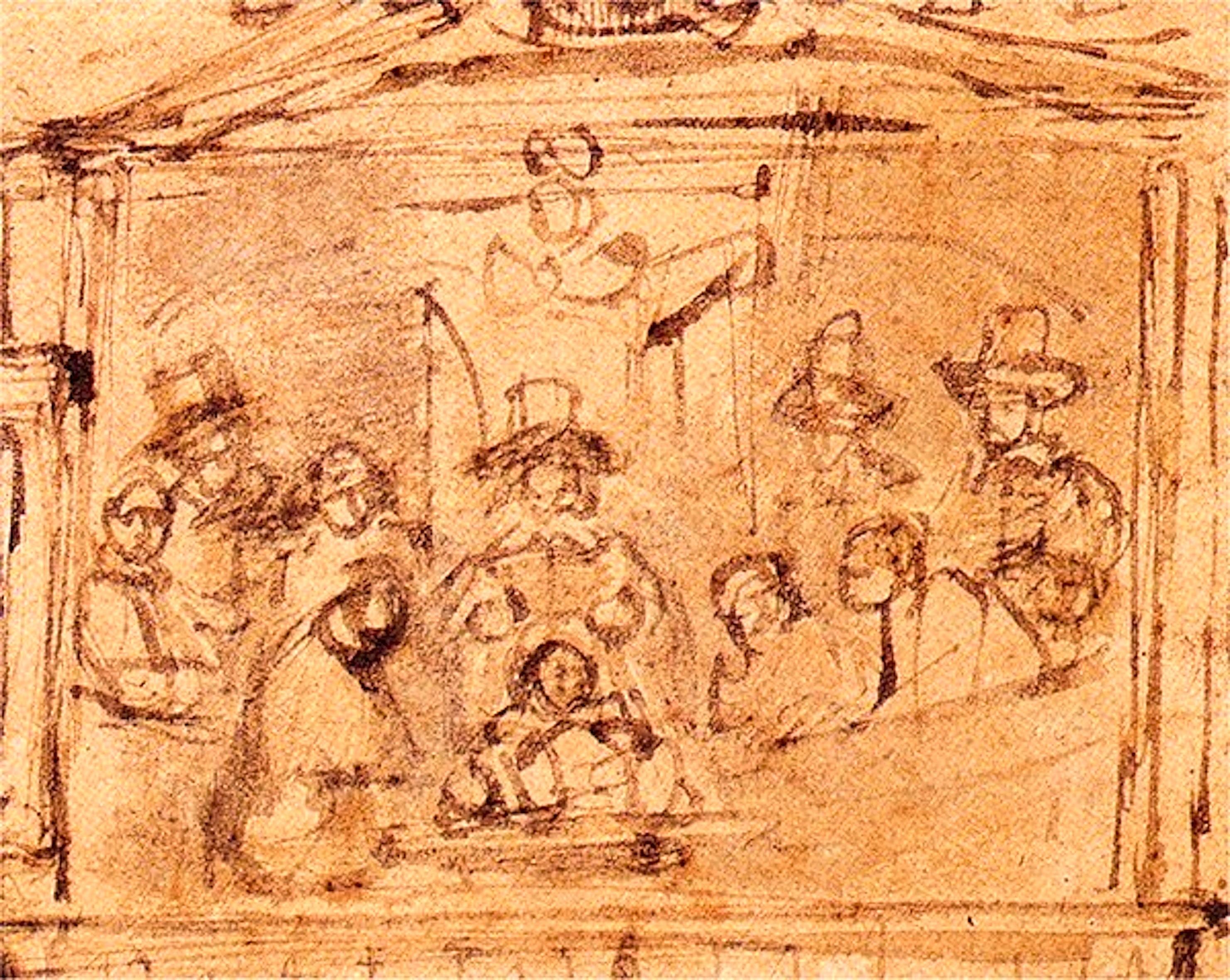 Rembrandt – De Anatomische les van Dr. Deyman