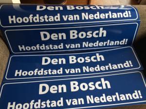 Den Bosch Hoofdstad van Nederland (foto Facebook)