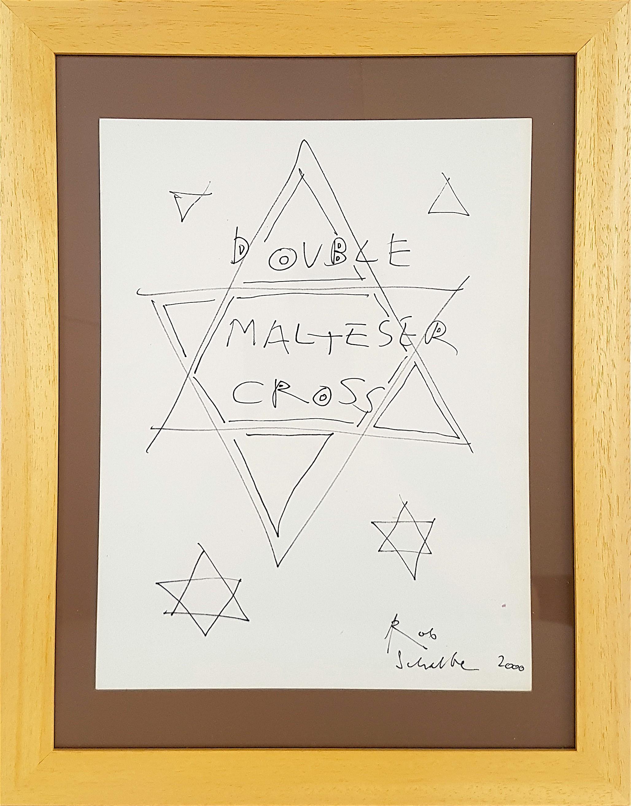 Rob Scholte – Double Malteser Cross