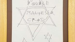 Rob Scholte - Double Malteser Cross
