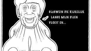 Gregorius Nekschot - Angela's Willkommenskultur