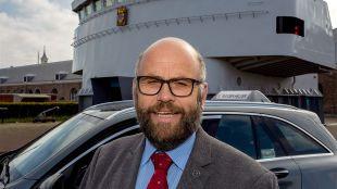 Marcel Karhof (foto Taxi Den Helder)