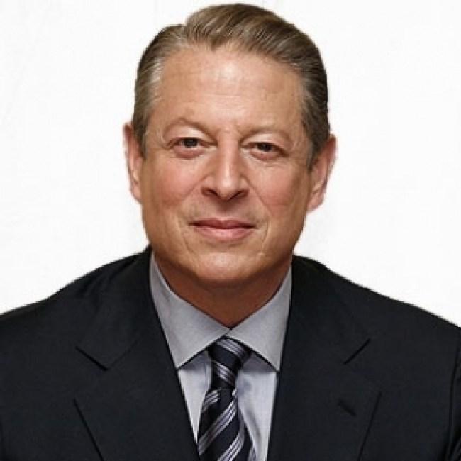 Al Gore (foto Tom Heneghan Intelligence Briefings)