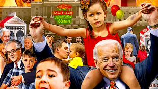 "David Dees - ""Creepy Uncle"" Joe Biden Is Set To Run For President In 2020 (foto Truth Revolution)"