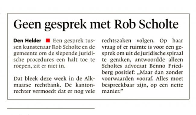 Helderse Courant, 27 juni 2019