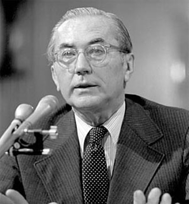 William Colby (Head of the CIA, foto The Tap)