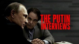 Oliver Stone - The Putin Interviews