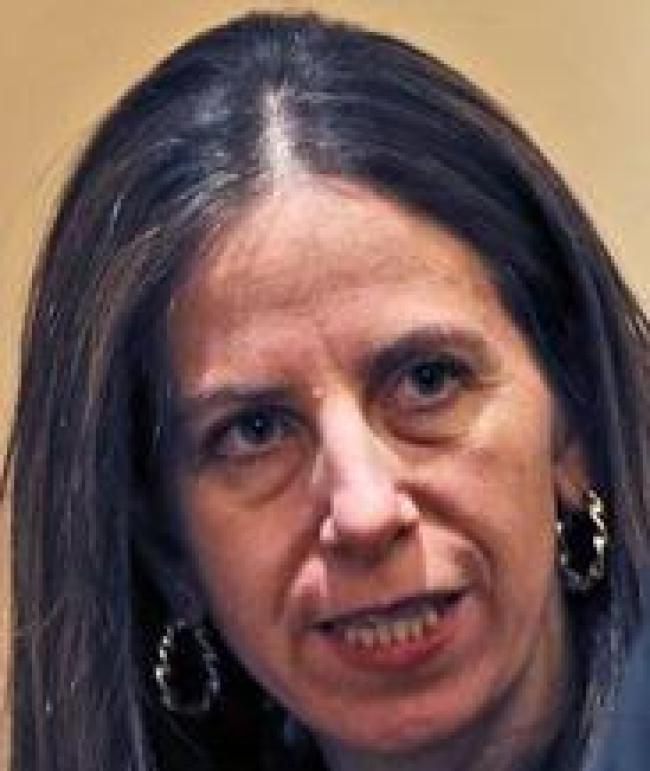 Israeli Mossad agent Sigal Mandelker U.S. Treasury official
