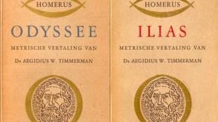 Lees mee met vluchteling Micha Kat (93) Homerus | Ilias en Odyssee