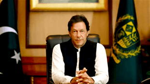 Pakistan will continue to support Kashmir, vows Imran Khan (foto Samaa TV)