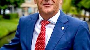 Waarnemend burgemeester van Den Helder Jeroen Nobel (foto Wikipedia)
