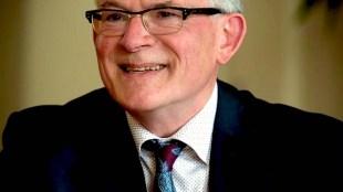 Burgemeester Koen Schuiling van Groningen (foto gezinsbode.nl)
