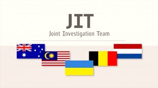 Joint Investigation Team (foto Openbaar Ministerie)