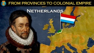 How did the Dutch create a colonial empire? (foto YouTube)