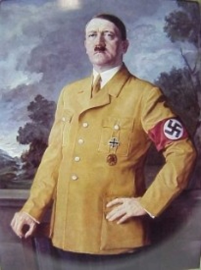 Adolf Hitler (foto The Tap)