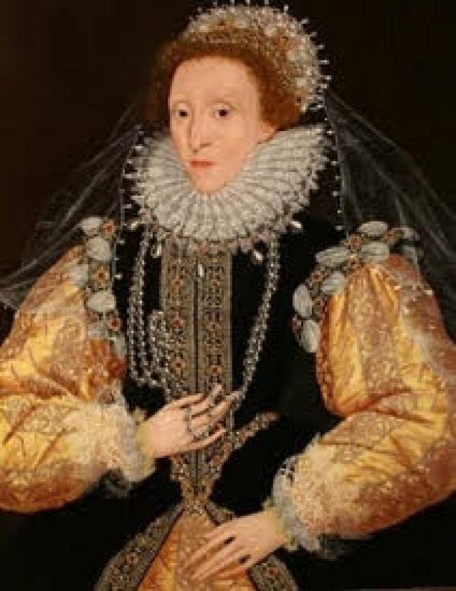 Elizabeth I 1533-1603