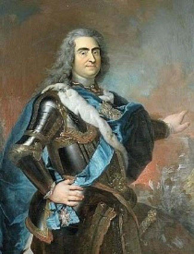 Frederick Augustus I 1670-1733