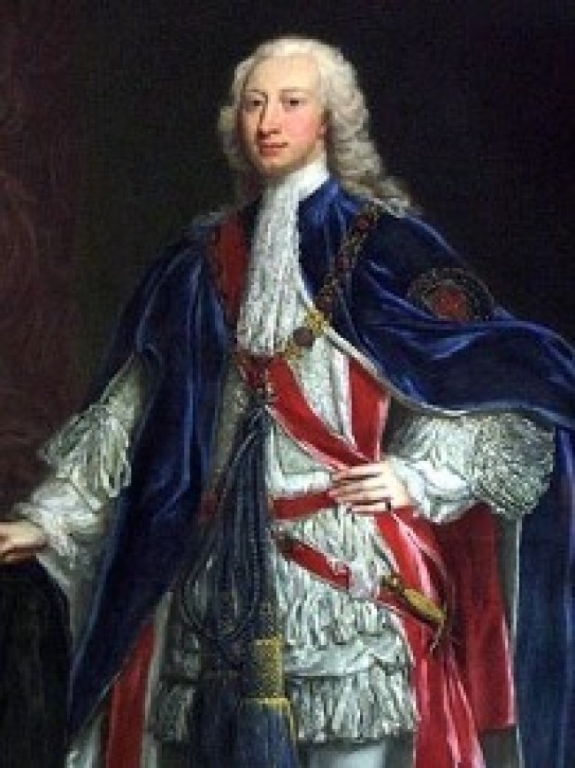 Frederick, Prince of Wales 1707-1751
