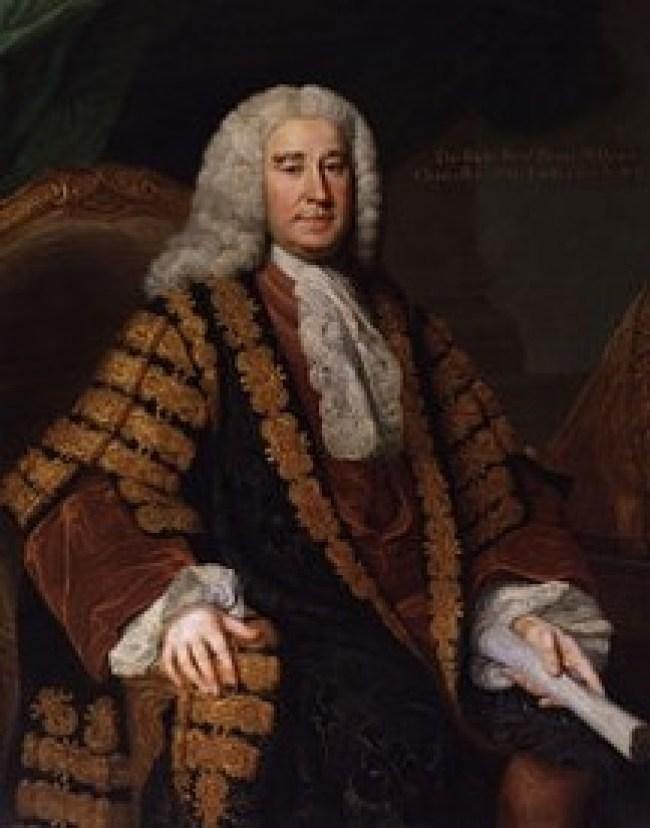 Henry Pelham 1694-1754