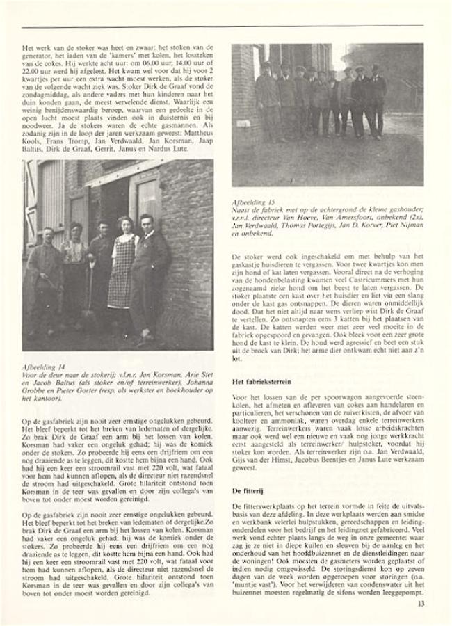 Jaarboek Oud Castricum | 1 november 1991 | pagina 13