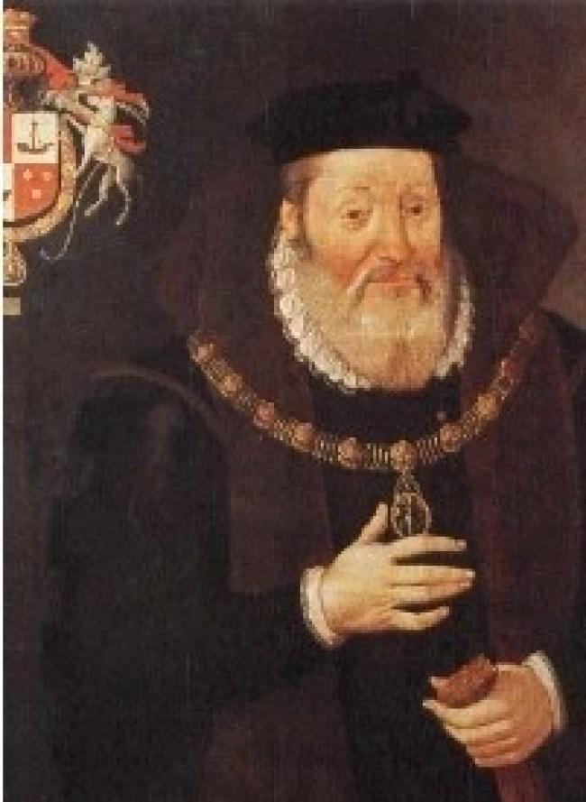 James Hamilton 1516-1575