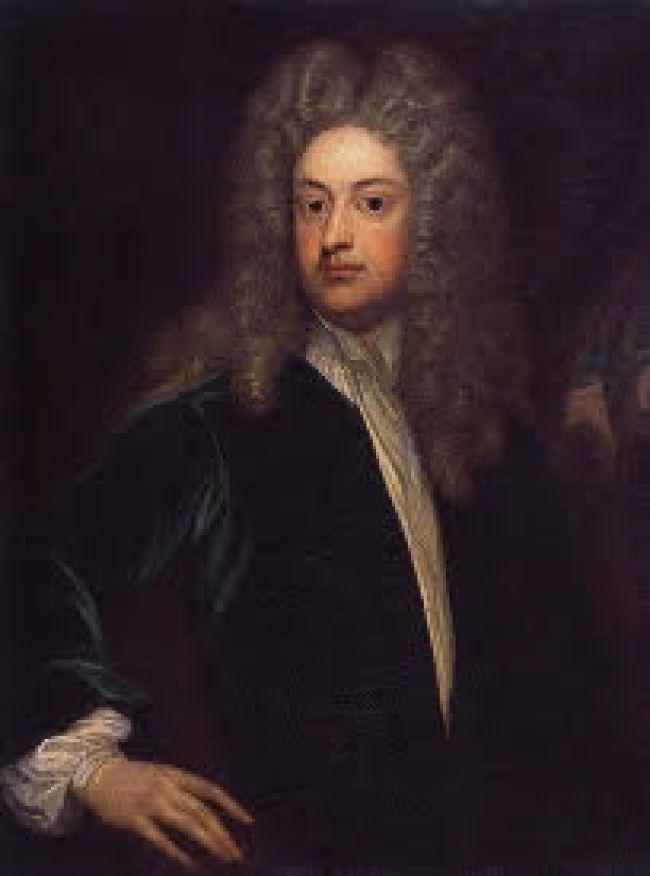 Joseph Addison 1672-1719