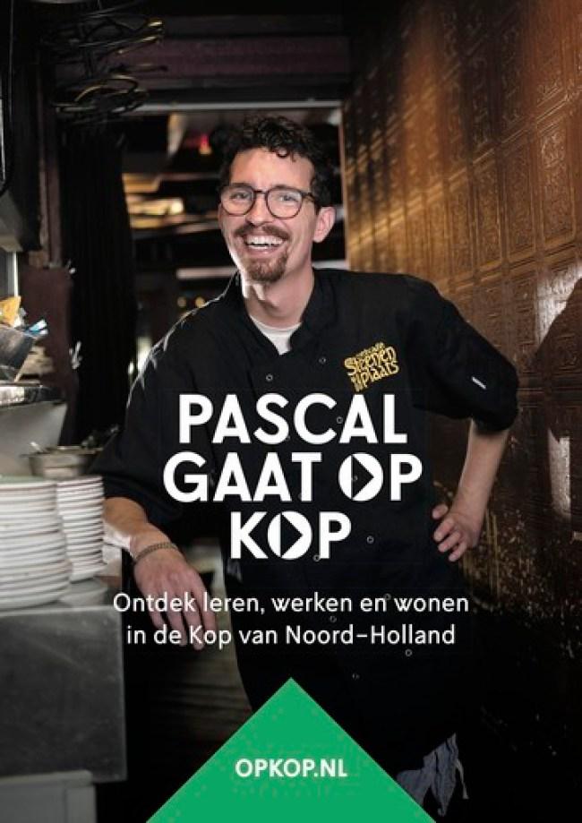 Koploper Pascal Feller (foto Op Kop)