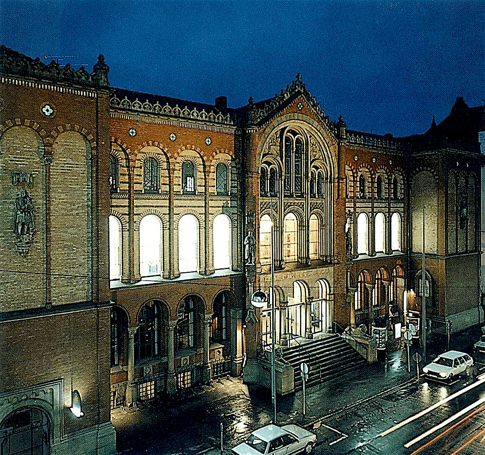 Künstlerhaus | Kunstverein Hannover (foto Kunstforum International)